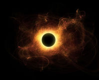круговой взрыв Стоковая Фотография