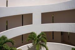 Круговой вход пандуса Стоковое Фото