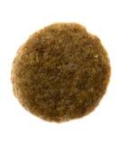 круговой любимчик макроса еды стоковое изображение rf