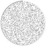 Круговые концентрические стрелки Cyclic, стрелки цикла Элемент стрелки бесплатная иллюстрация