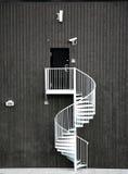 круговые лестницы Стоковое фото RF