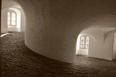 Круглая башня Стоковое фото RF