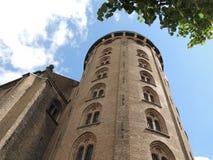 круглая башня Стоковое Фото