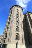 Круглая башня Copentagen Стоковая Фотография RF