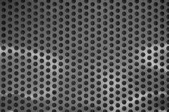 Круглая сетка металла Стоковые Изображения RF