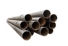 Круглая труба металла Стоковое Изображение RF