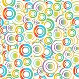 круг безшовный Стоковое фото RF