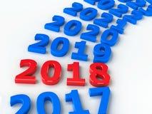 круг 2 будущего 2018 бесплатная иллюстрация