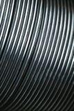Круг дизайна металла Стоковая Фотография