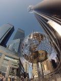 Круг Колумбуса, NY Стоковое Изображение RF