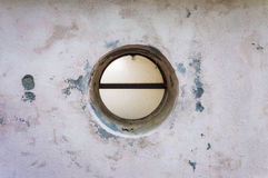 Круглое отверстие Стоковое Фото