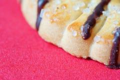 Круглое печенье Стоковое Изображение RF