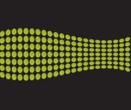 круг предпосылки иллюстрация вектора