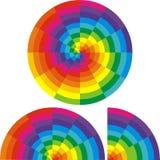 Круг радуги Стоковое Фото