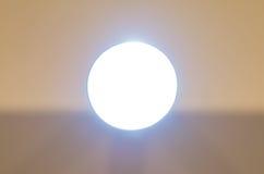 Круг света Стоковые Фотографии RF
