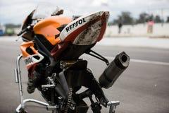 Круг чемпионата 6 Superbike YMF австралийский Стоковая Фотография RF