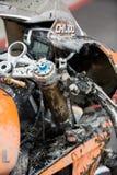 Круг чемпионата 6 Superbike YMF австралийский Стоковая Фотография