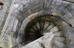 круглые лестницы Стоковая Фотография RF
