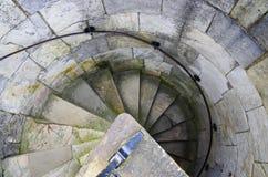 круглые лестницы Стоковые Фотографии RF