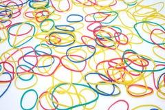 Круглые резинкы Стоковая Фотография RF