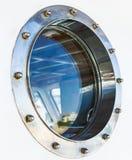 Круглый корабль иллюминатора Стоковое Фото