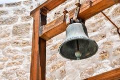 Круглый крупный план колокола комендантского часа дома: Fremantle, западная Австралия Стоковая Фотография
