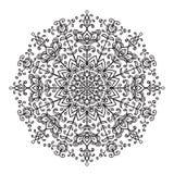 Круглый элемент дизайна Стоковое фото RF