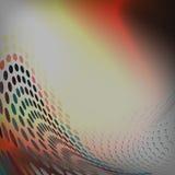 Круг Abatract современный Иллюстрация штока