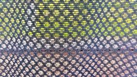 Кружевная белая ткань Стоковые Изображения