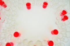 Кружка короткая питья Стоковая Фотография