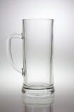 кружка пива пустая Стоковая Фотография