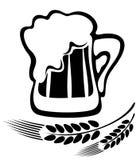 кружка пива Стоковые Фотографии RF