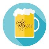 кружка пива иллюстрация штока