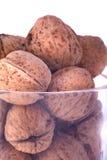 Кружка с грецкими орехами Стоковая Фотография RF