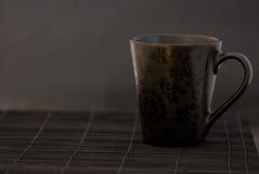 кружка черного кофе стоковые фото
