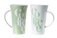 кружки кофе Стоковое Изображение RF