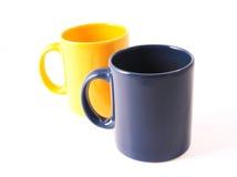 кружки кофе Стоковое фото RF