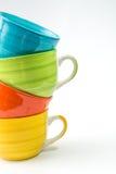 Кружки кофе Стоковая Фотография RF