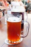 Кружки пива Стоковое Фото