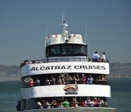 Круизы Alcatraz в порте Сан-Франциско, Калифорнии США Стоковые Изображения RF