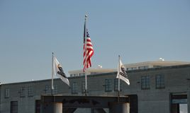 Круизы Alcatraz в порте Сан-Франциско, Калифорнии США Стоковые Изображения
