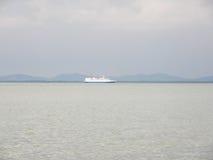 Круиз в море Стоковые Изображения RF