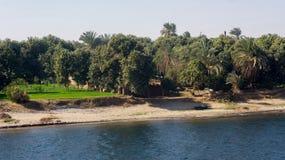 Круиз Египта Нила, славное Стоковое Изображение RF
