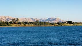 Круиз Египта Нила, славное Стоковые Изображения RF