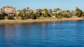 Круиз Египта Нила, славное Стоковое Изображение