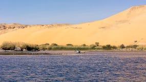 Круиз Египта Нила, славное Стоковая Фотография RF