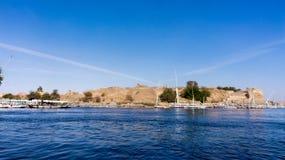 Круиз Египта Нила, славное Стоковое Фото