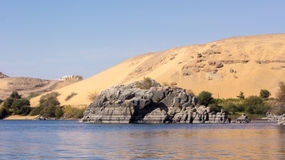 Круиз Египта Нила, славное Стоковые Фото