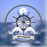 Круиз моря бесплатная иллюстрация