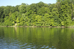 Круиз озера Стоковые Фото
